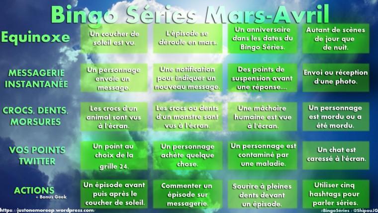Mars avril
